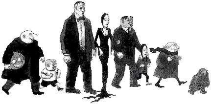 La Familia Addams Quintadimension Com