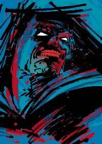 Desfigurando héroes: Un análisis de Dark knight strikes again Dk2b
