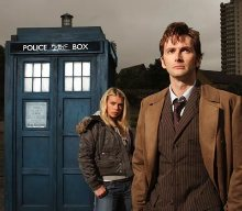 David Tennant como el Dr. Who