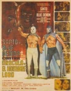 Santo y Blue Demon