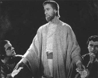 H.B. Warner en KING OF KINGS (Rey de Reyes-1927)