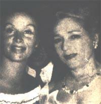 Tita Merello y Mary Pickford, dos leyendas mano a mano